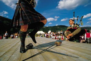 Die Ballater Highland Games
