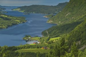 Natur pur in Norwegen. Bild: CH - Visitnorway.com