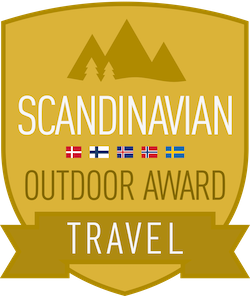 Bild: Scandinavian Outdoor Award TRAVEL