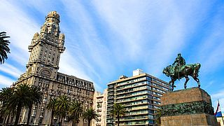 Historisches Montevideo